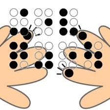 点字タイプライタのように、点字の入力を行いながら点字を学習する為のアプリ「ゆびてんじ」