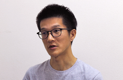 島⽥ 真太郎 取締役 顔写真