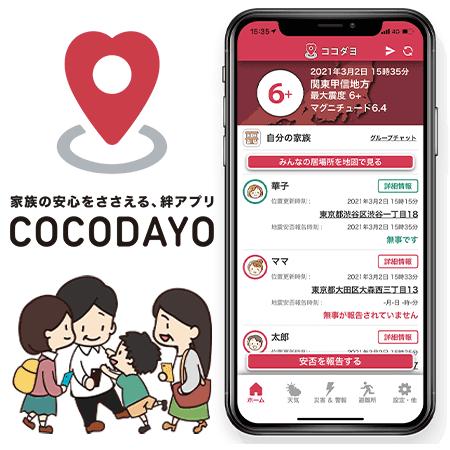 ココダヨ イメージ画像